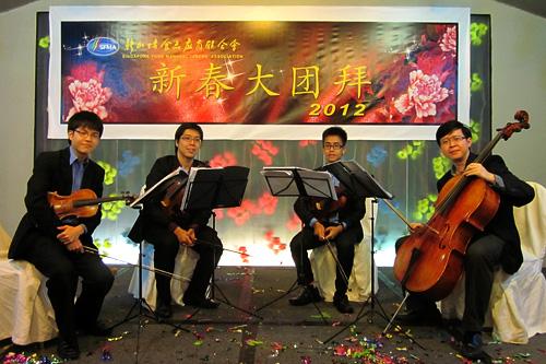 Singapore Food Manufacturers Association's CNY Celebration