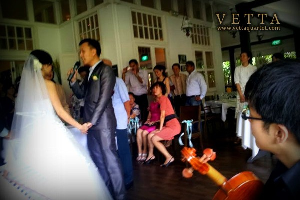 Wedding at Flutes at the Fort