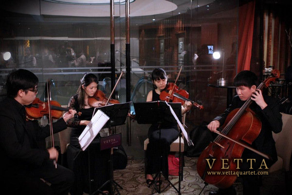 Vetta Quartet at Park Royal Singapore