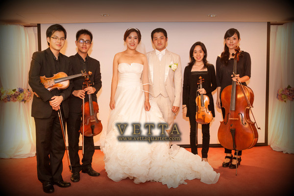 Wedding at The Regent