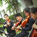 Wedding music band singapore