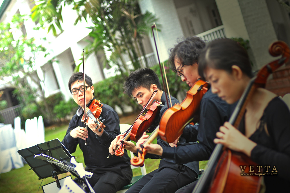 Wedding music band singapore