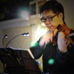 violinist of singapore string quartet