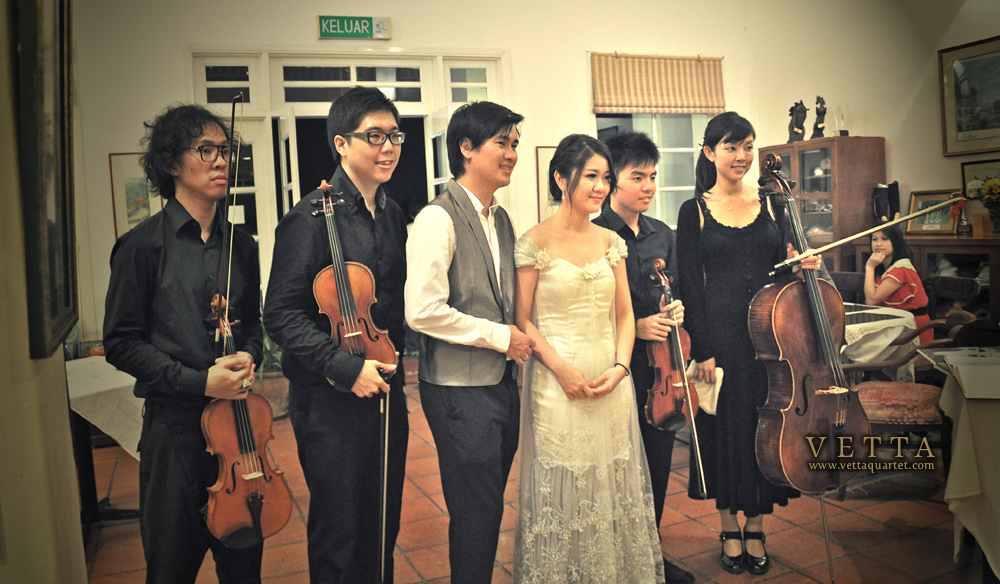 wedding music at riders lodge malaysia