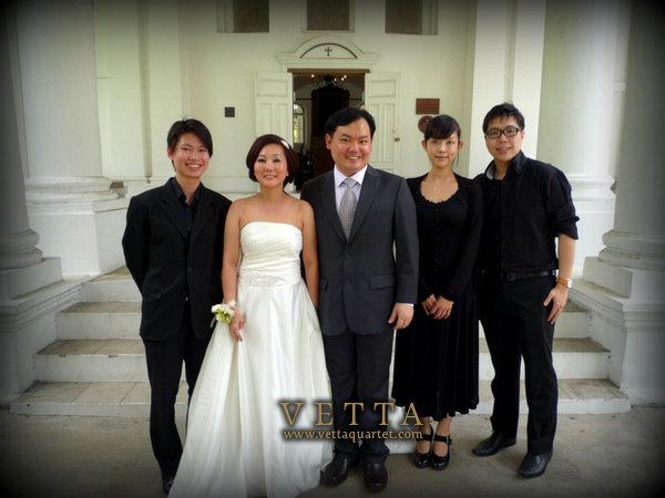 wedding music singapore - armenian church