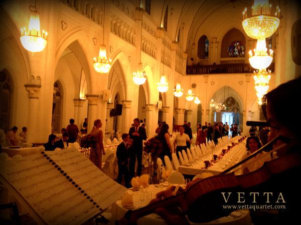 CHIJMES Wedding String Music