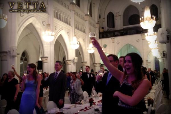 Wedding at CHIJMES
