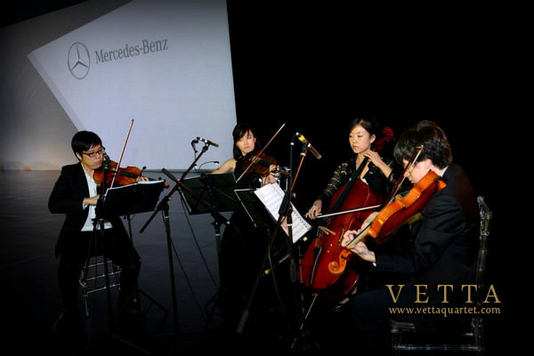 string quartet singapore mercedes benz
