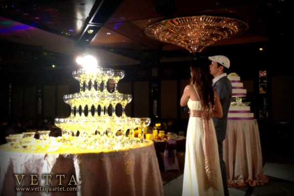 Wedding at Fairmont Hotel