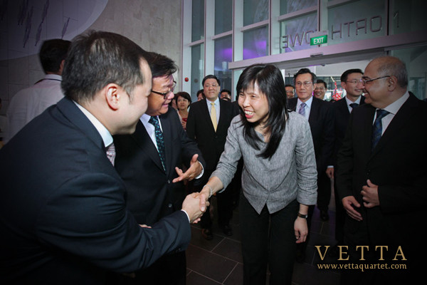 ONE@Changi City Opening Ceremony