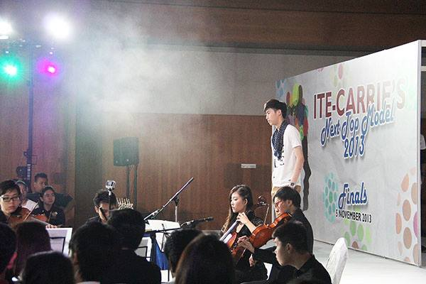 string quartet for fashion event