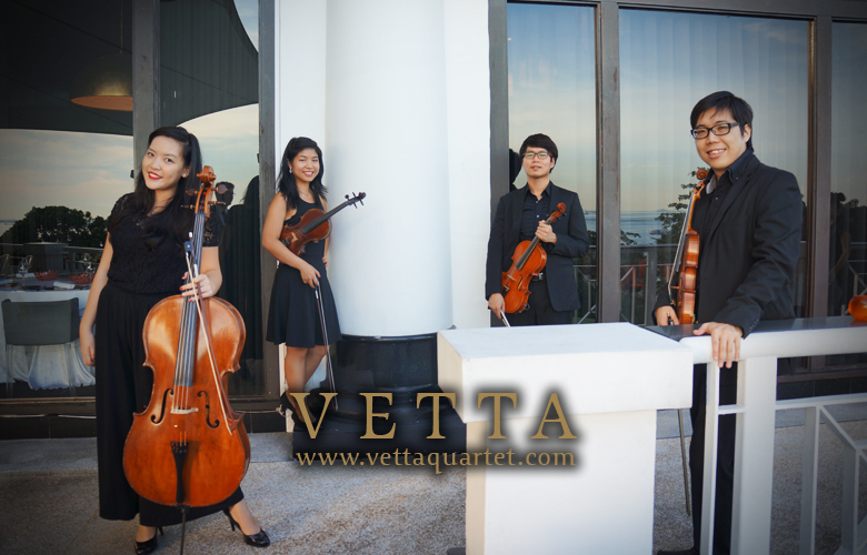 D&D - String Quartet - Performances Singapore - Sentosa Golf Club