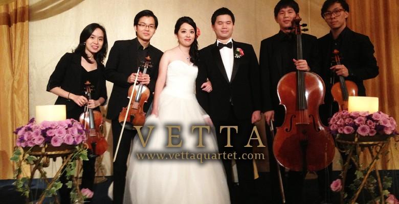 Wedding at Four Seasons Singapore
