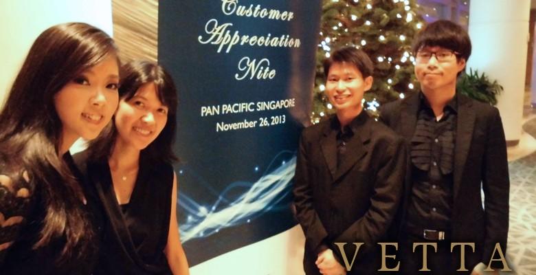 Sanovic Customer Appreciation Nite at Pan Pacific