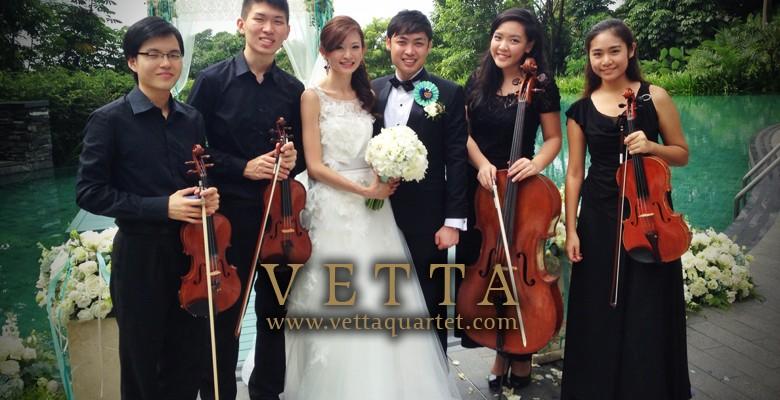 Wedding at Capella