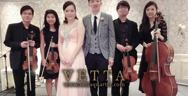 Wedding at Mandarin Oriental