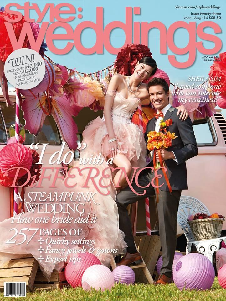 mediacorp style weddings