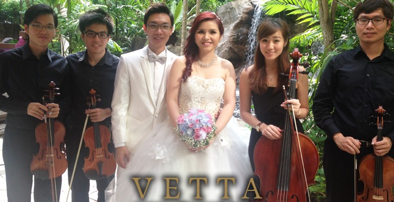 Wedding Solemnisation & Banquet at Sheraton Towers