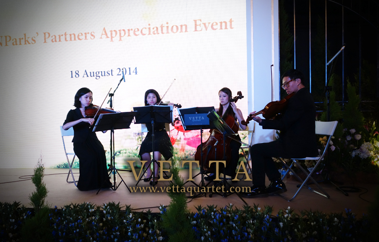 Live Performance for Corporate Event