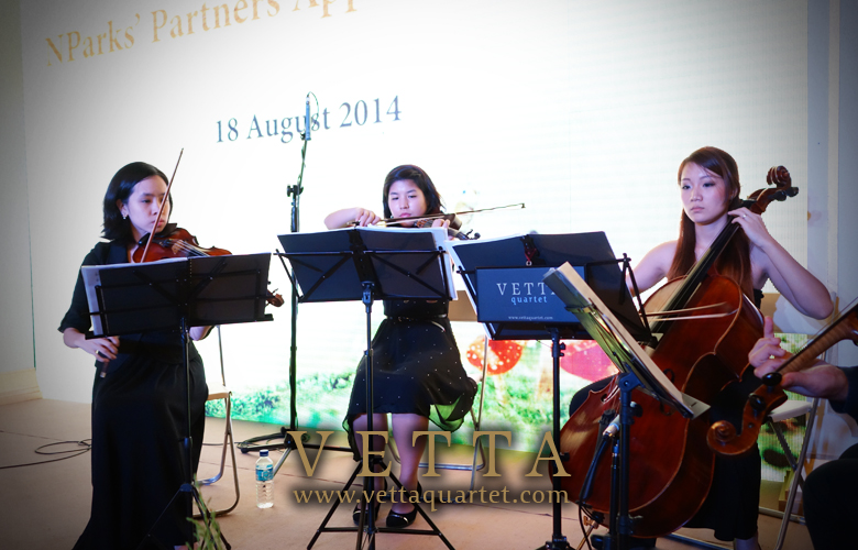 Beautiful Music at Gardens by the Bay