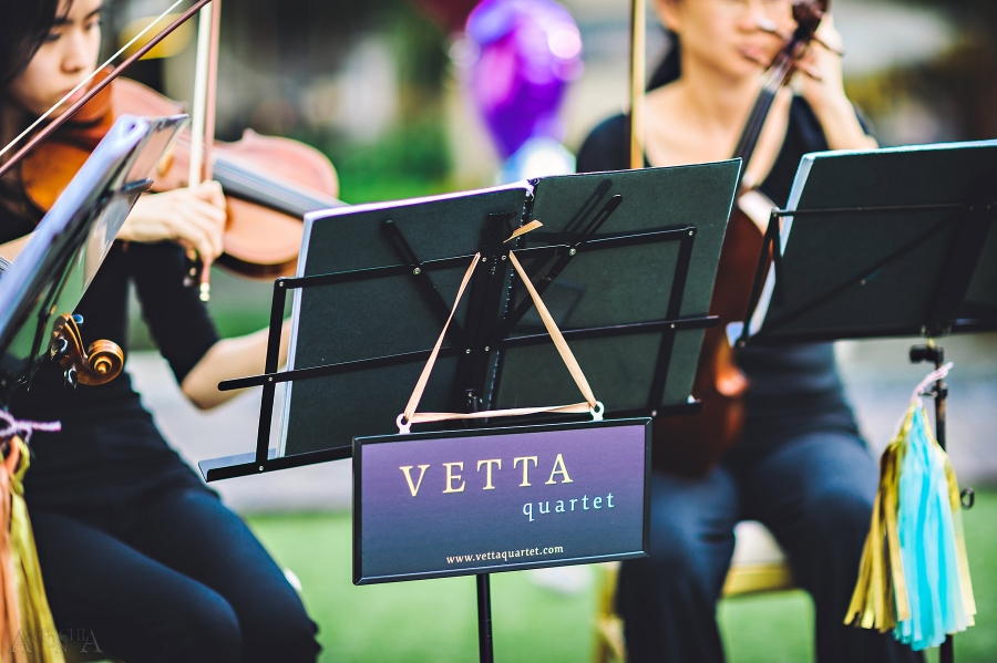 Hotel Fort Canning Wedding Music