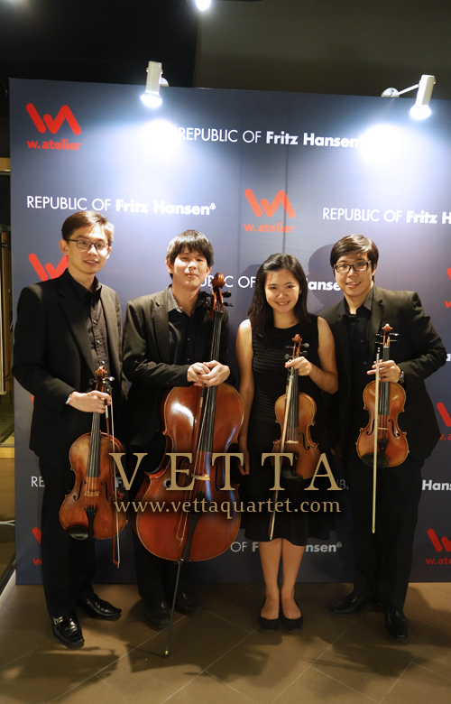 String Quartet for Official Opening