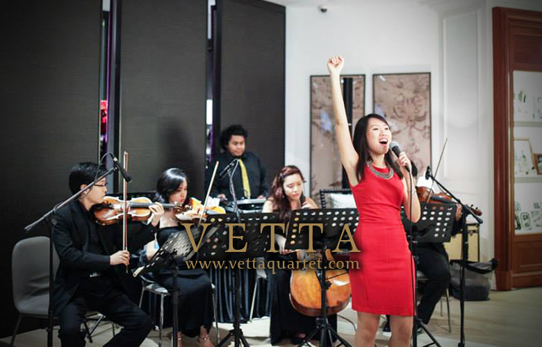 live band singapore events