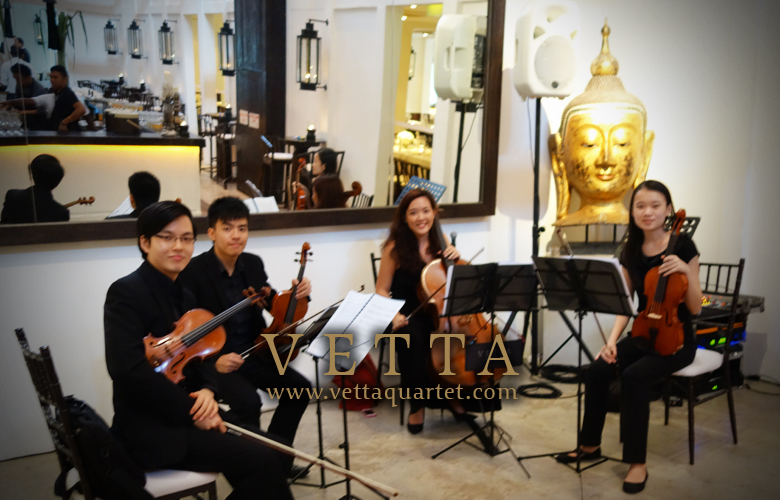 Live Music for Wedding at Tamarind Hill