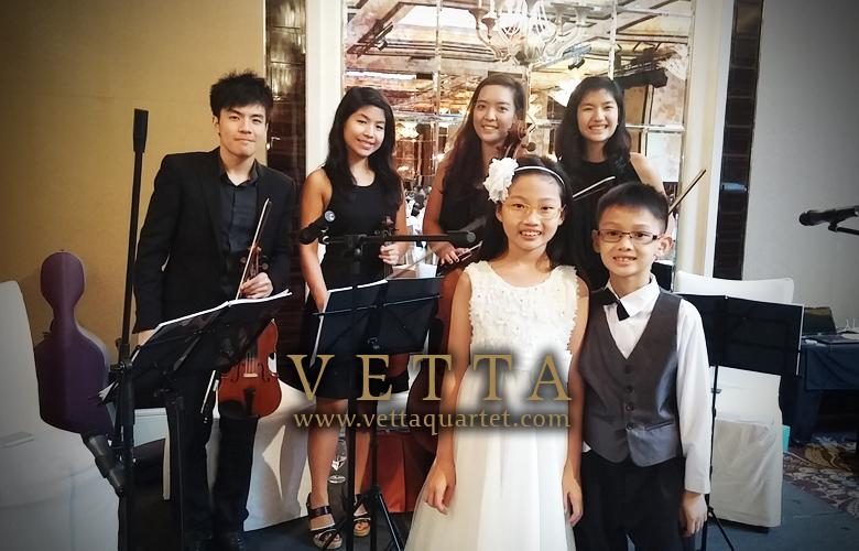 String Quartet at St Regis