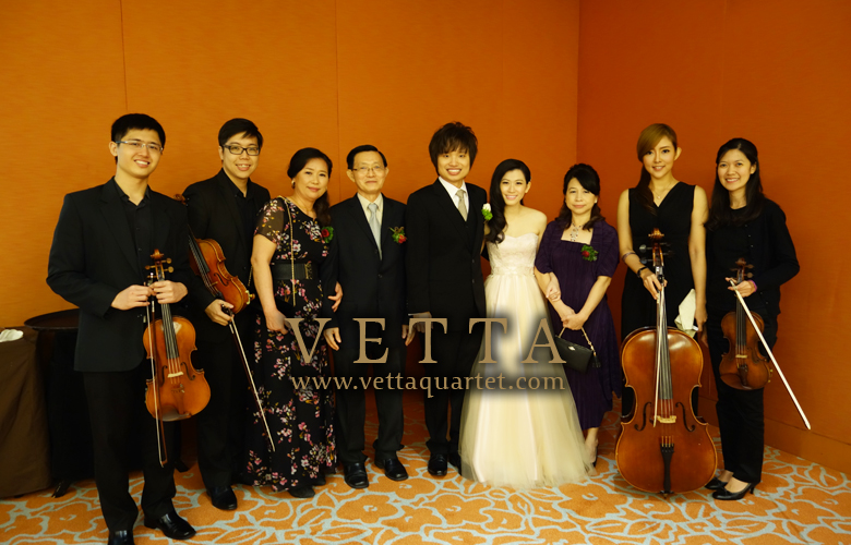 Live Band for Wedding at Resorts World Sentosa