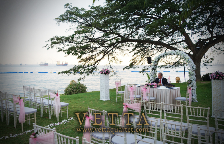 Live Band for Wedding at Atmosphere By The Sea