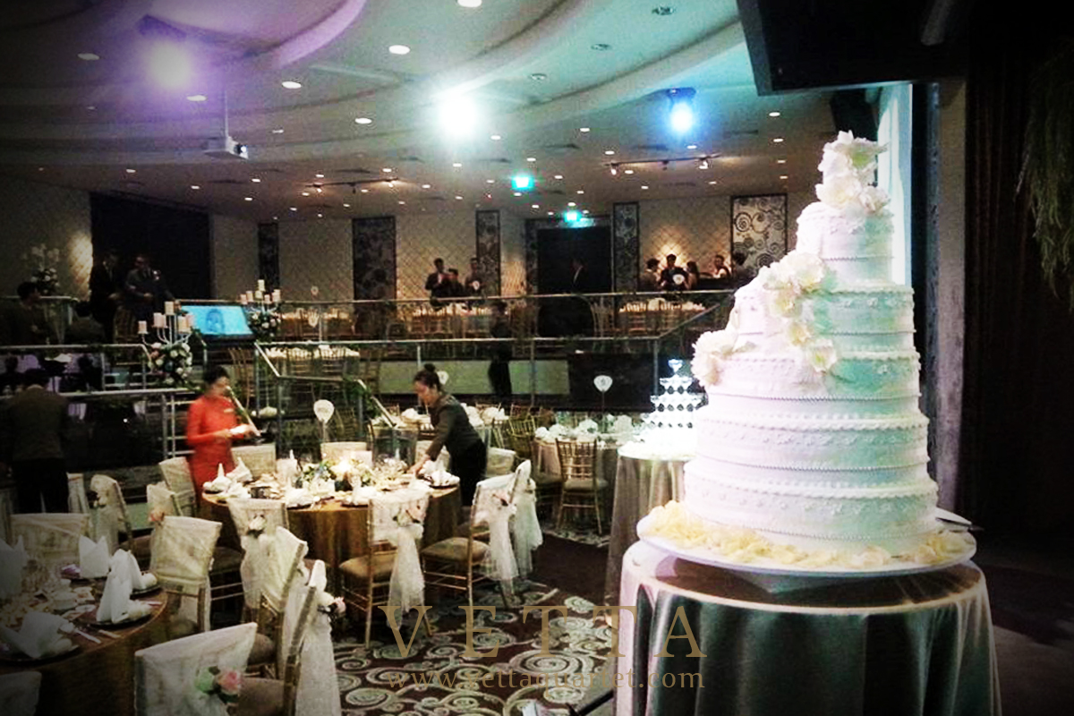 mandarin orchard imperial ballroom wedding