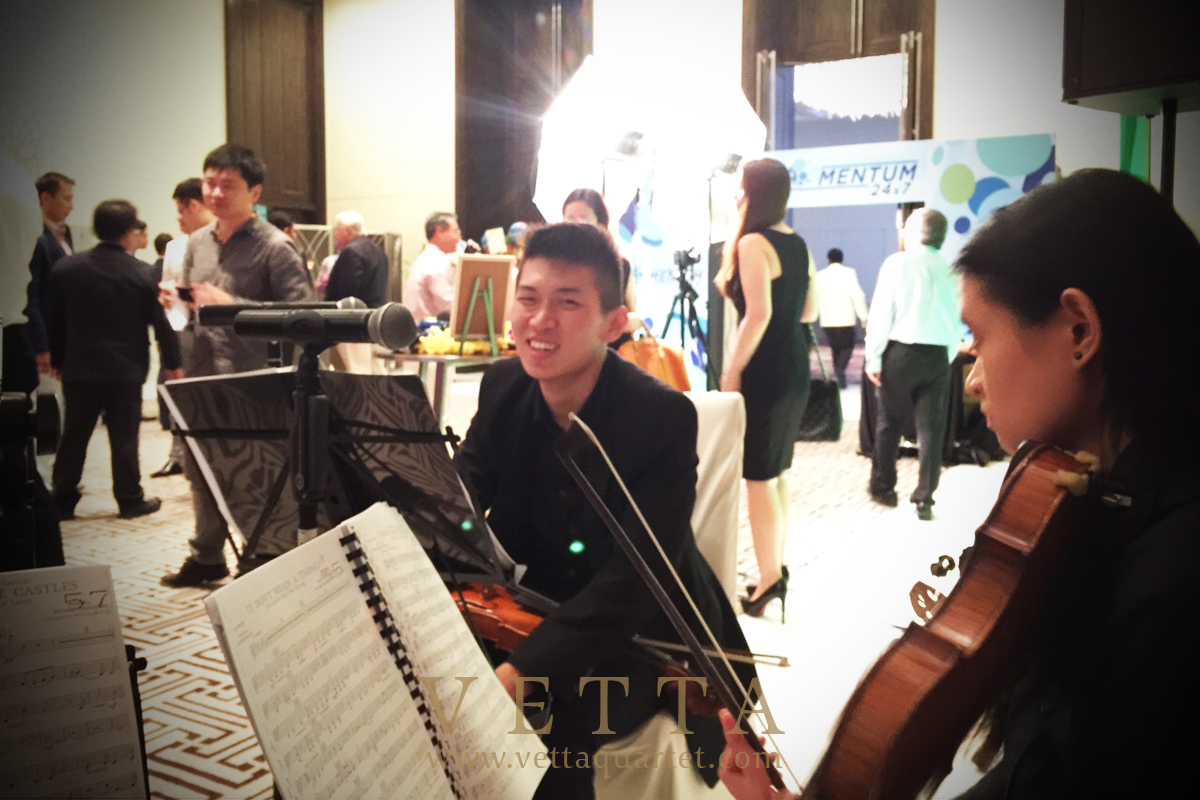 String Quartet Corporate Event Entertainment