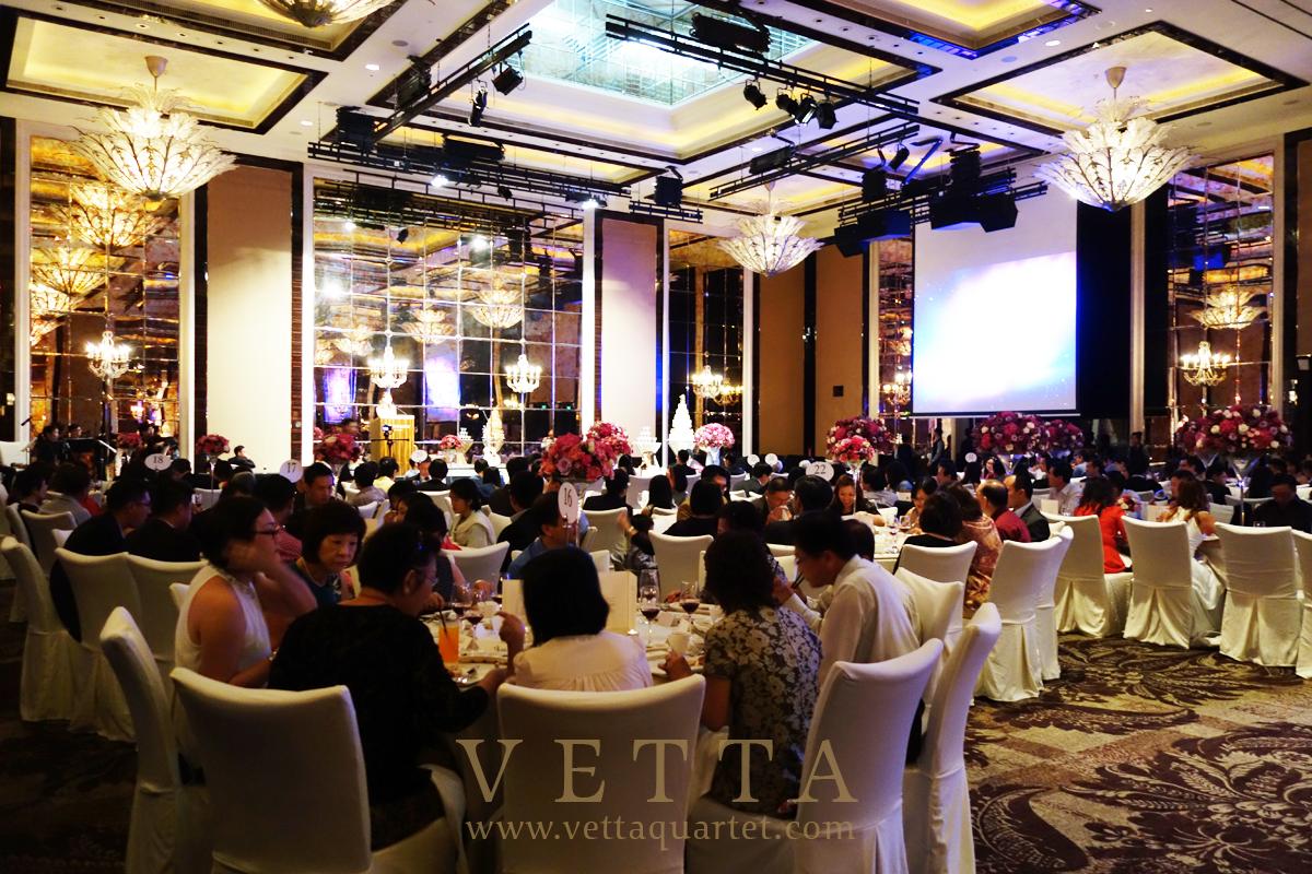 Singapore Wedding Shaun Petrina S At
