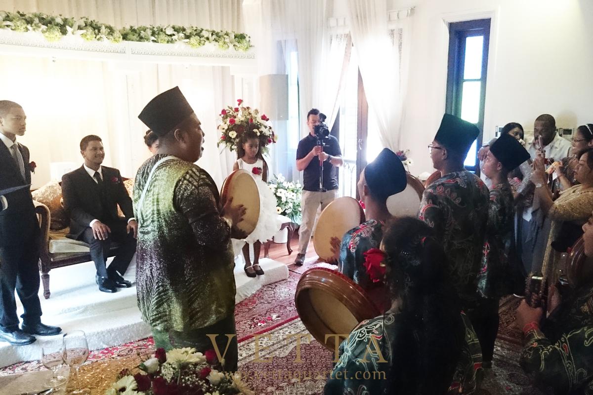 String Quartet weddings at Mamanda Restaurant