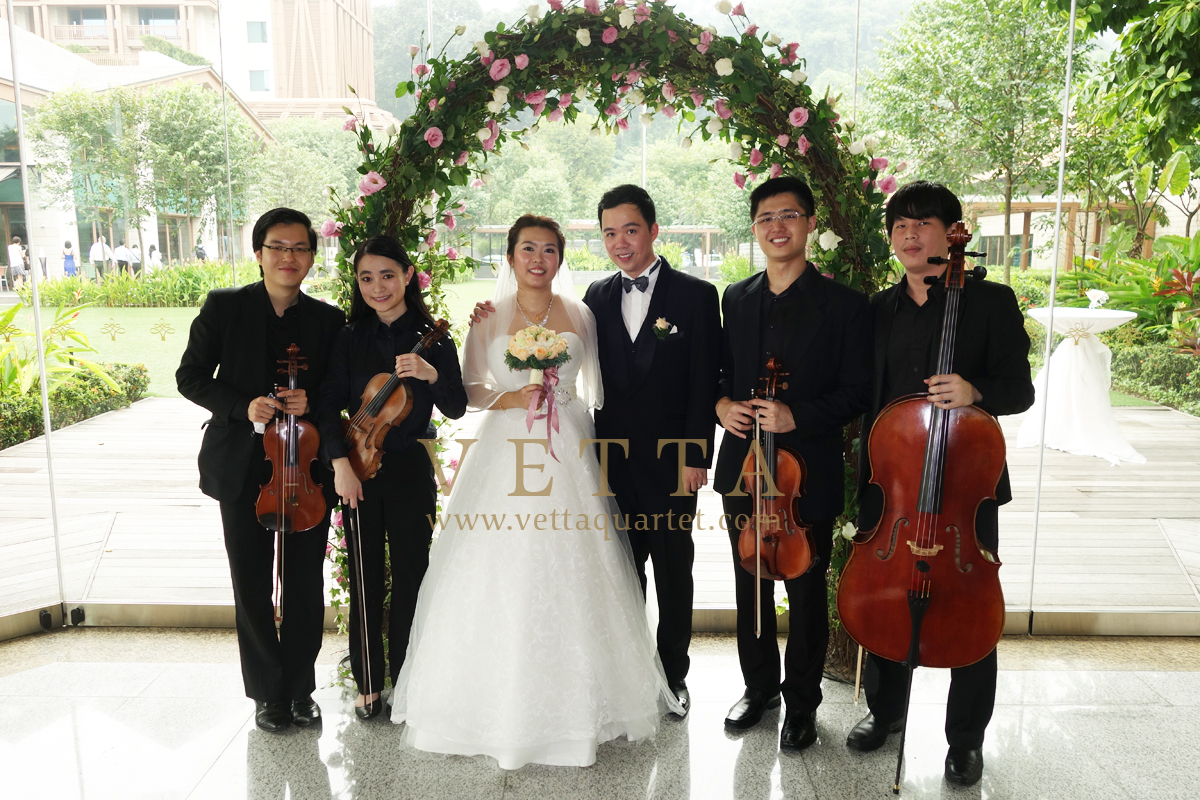 2015-10-18 Singapore Wedding at Resorts World Sentosa
