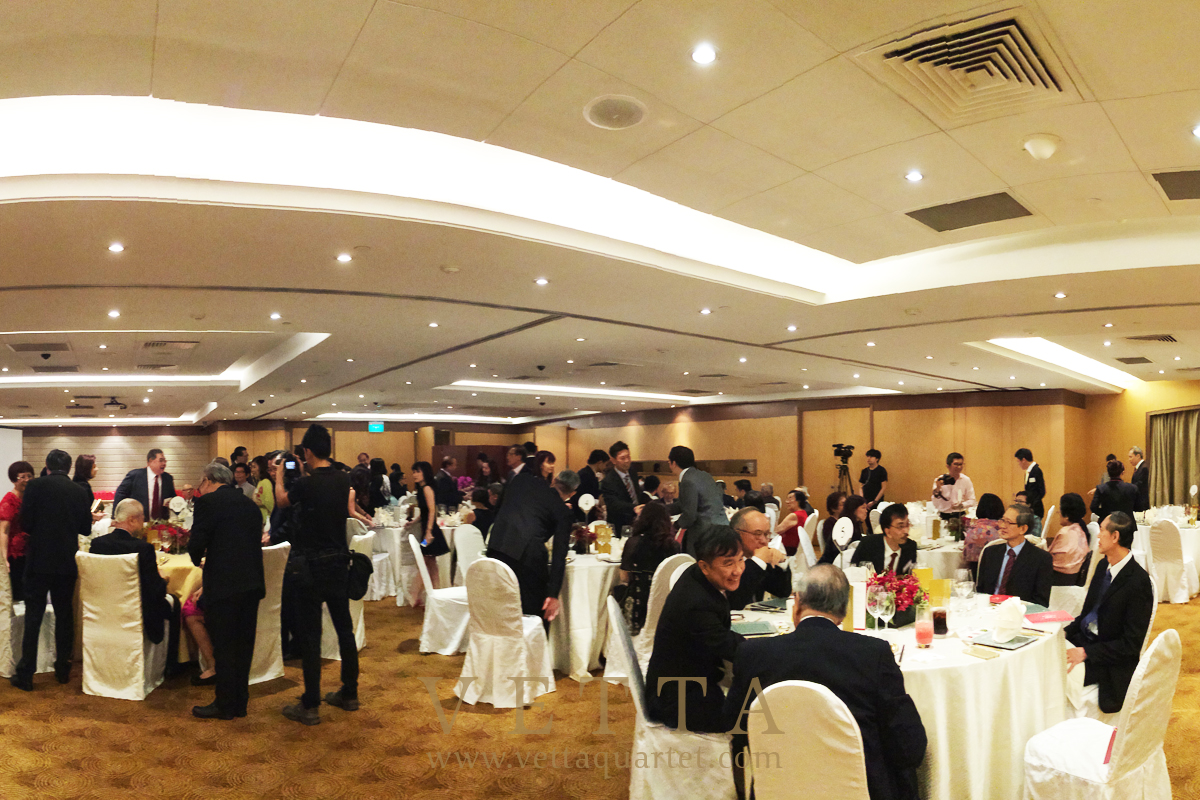 OCBC Customers Appreciation Dinner