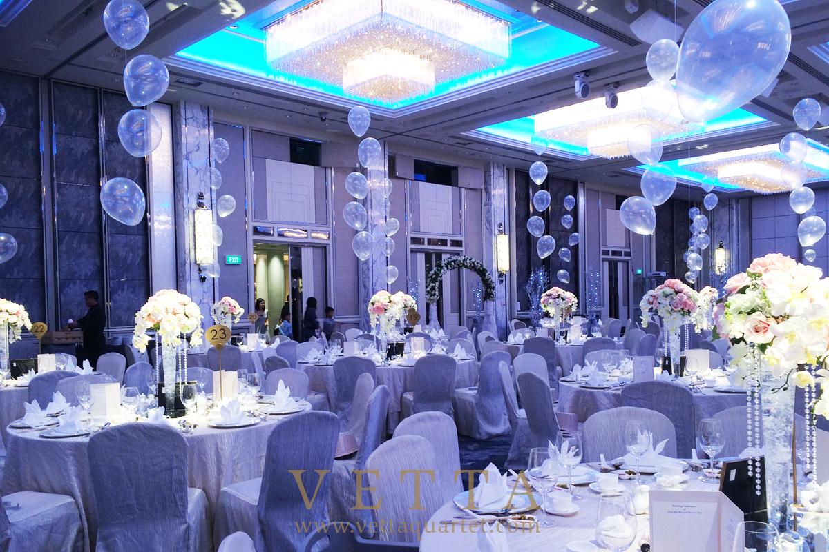 Singapore Wedding at Shangri-La Singapore
