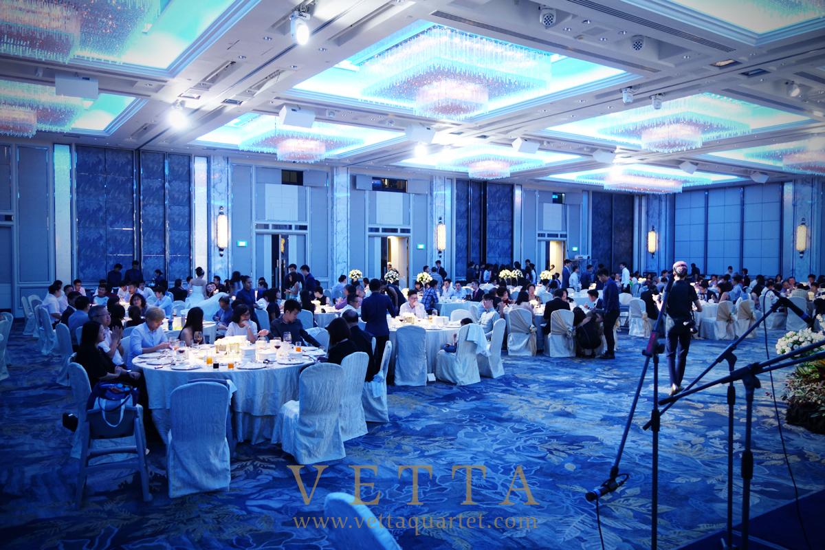 Wedding at Shangri-La