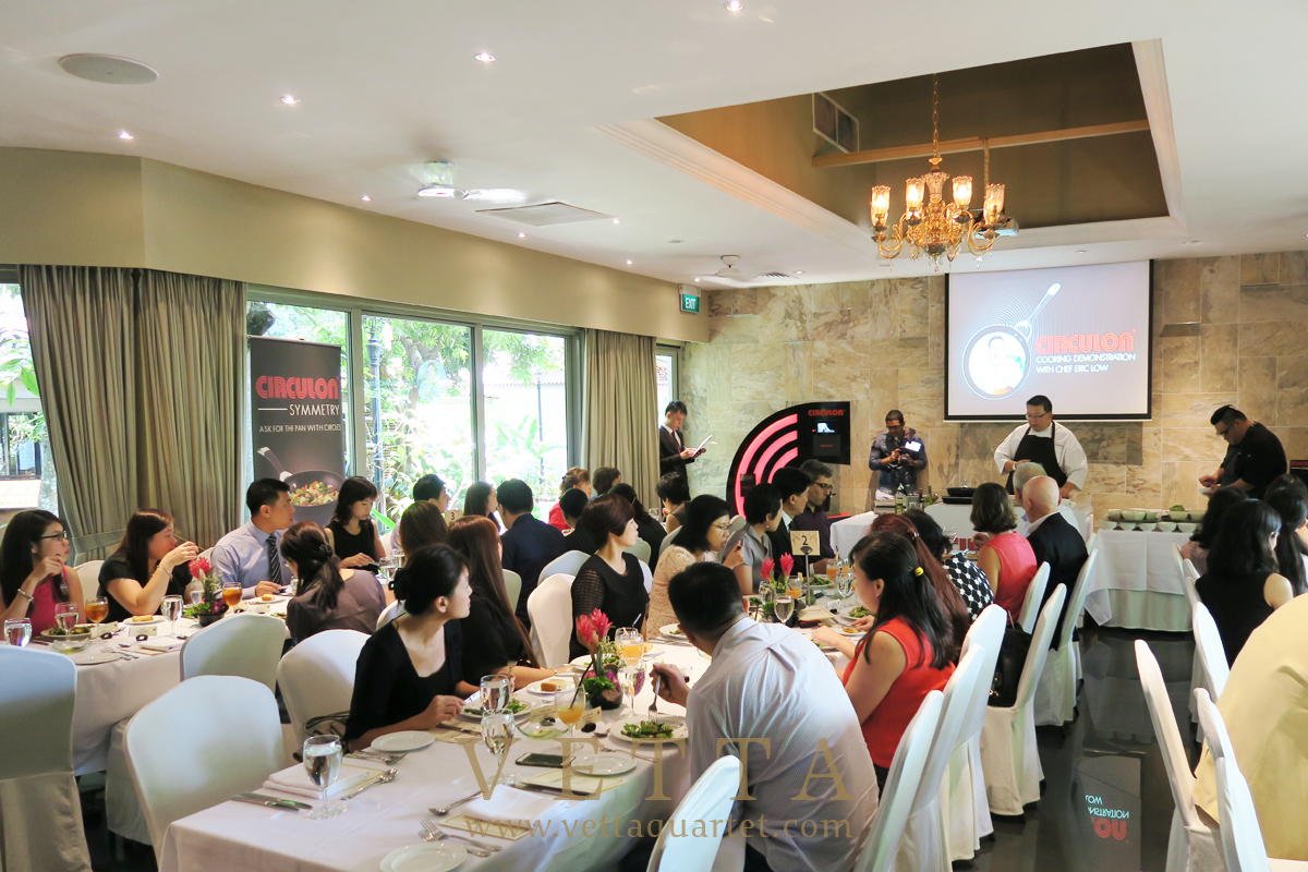 Product Launch At The Halia, Singapore Botanice Gardens