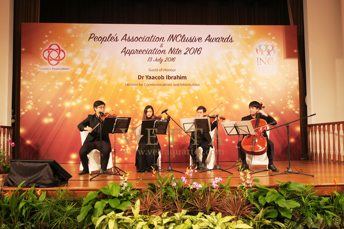 People's Association Inclusive Awards & Appreciation Nite at Orchid Country Club (Eureka Campaign Associate)