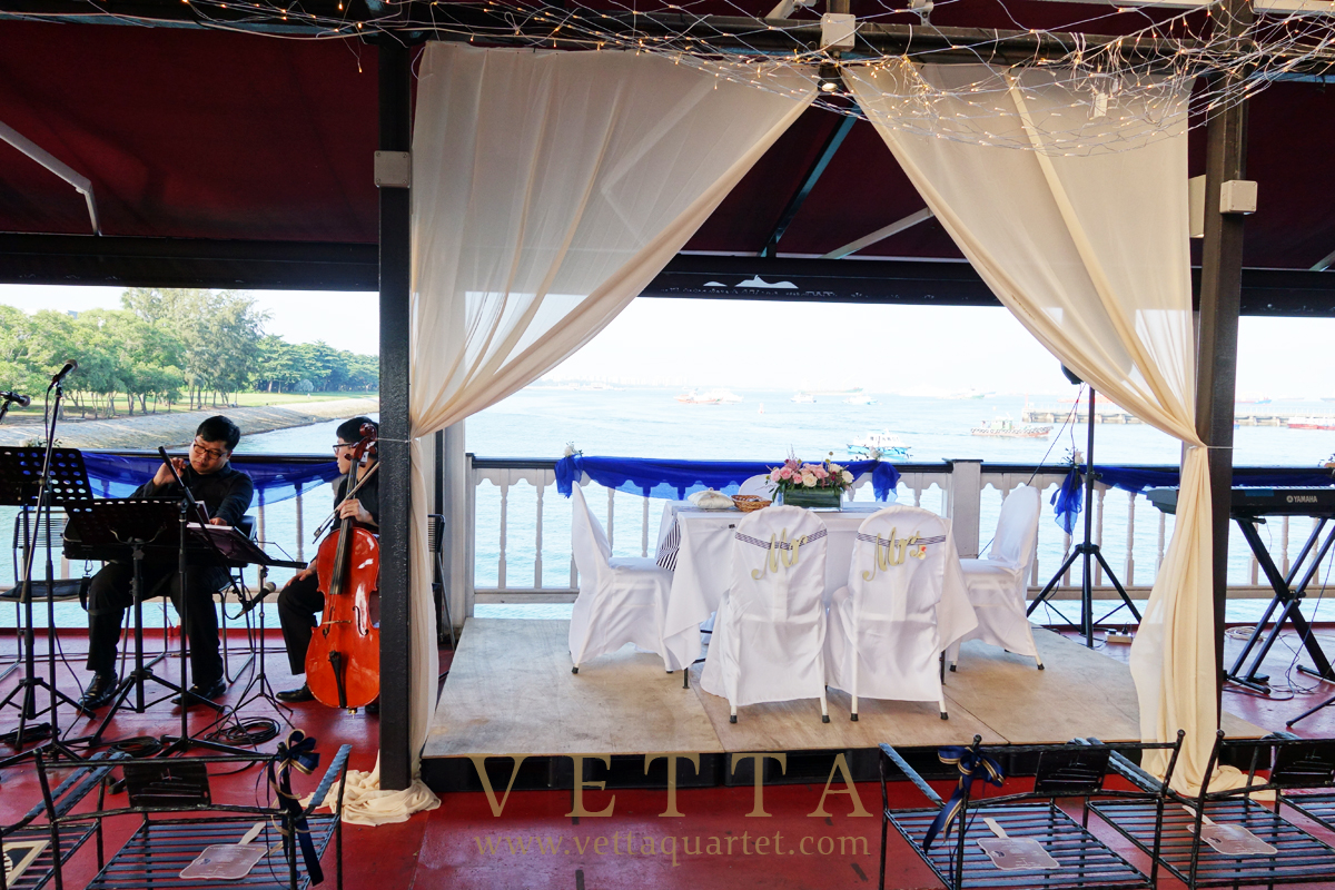 Wedding at Stewords Riverboat