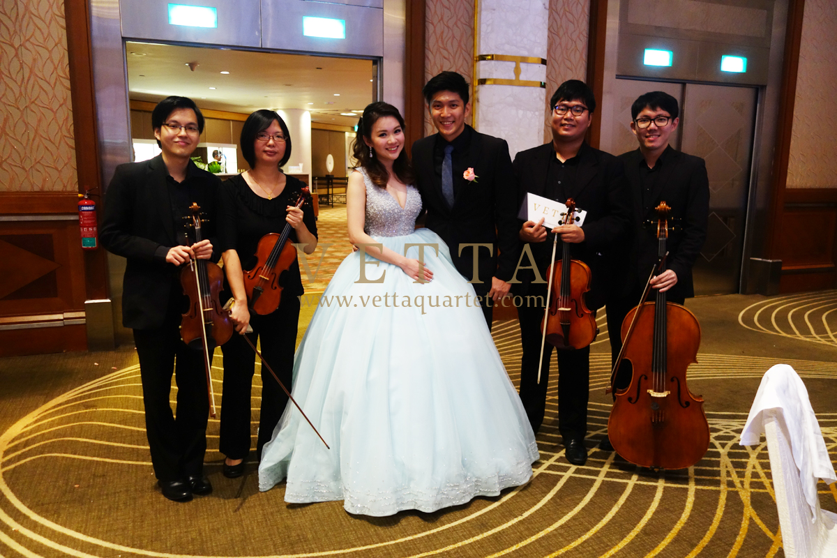 Swissotel wedding