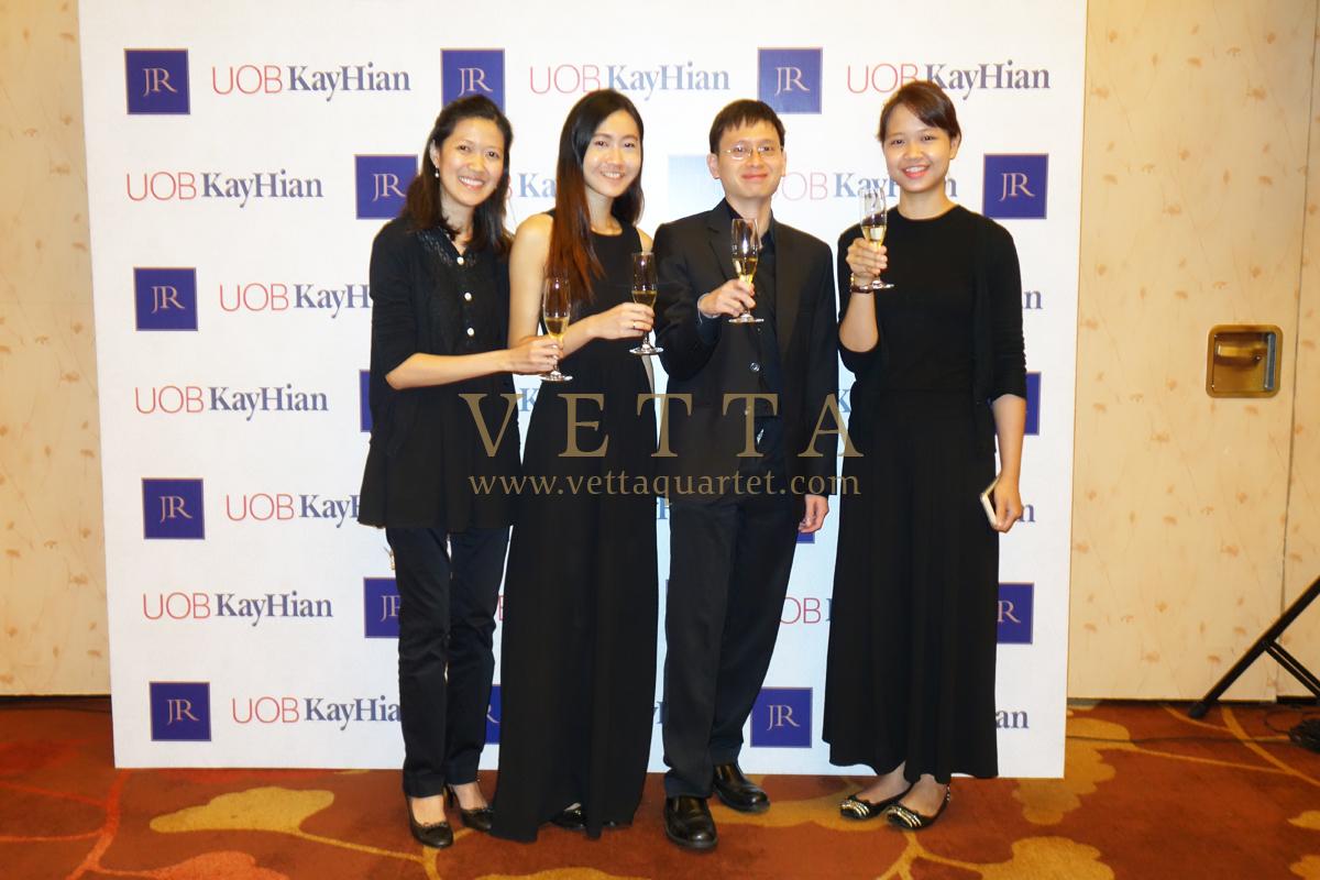 JR Asia & UOB Kay Hian Corporate Event at MBS